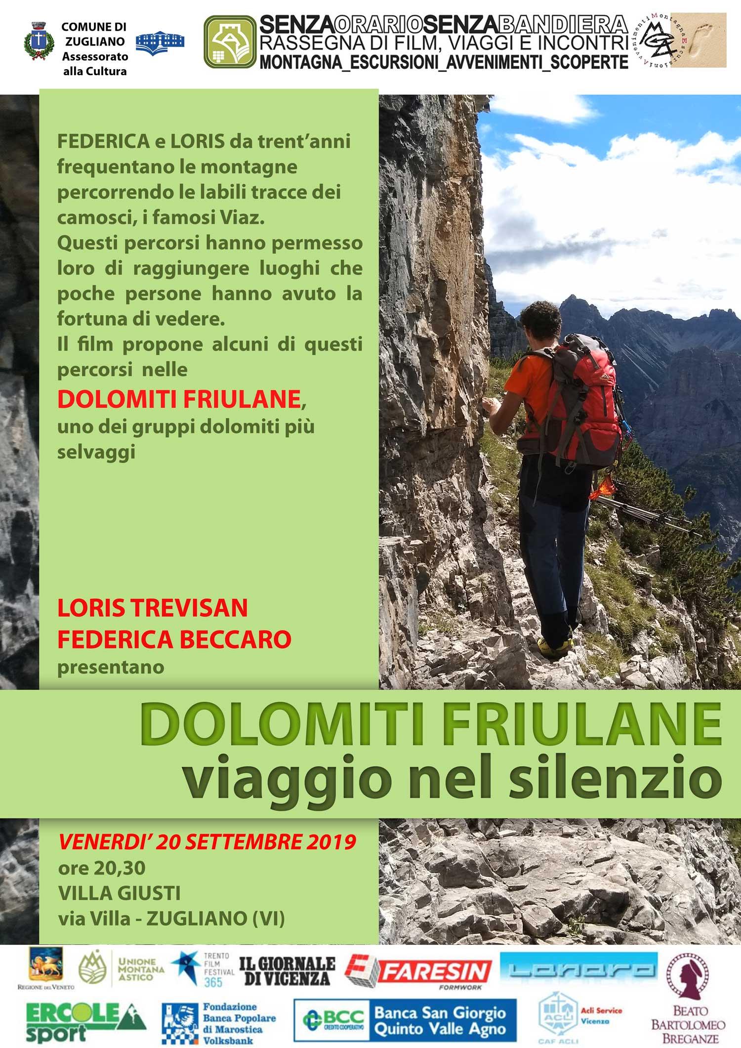 Dolomiti Friulane – Viaggio nel silenzio